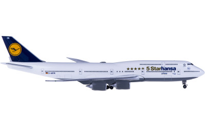 Lufthansa 汉莎航空 Boeing 747-8 D-ABYM