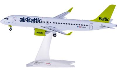 airBaltic 波罗的海航空 Bombardier CS300 YL-CSB