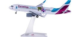 Eurowings 欧洲之翼航空 Airbus A320 OE-IQD Eurowings Holidays
