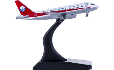 JC Wings 1:400 Sichuan Airlines 四川航空 Airbus A319 B-2298