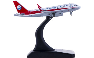 JC Wings 1:400 Sichuan Airlines 四川航空 Airbus A319 B-6453