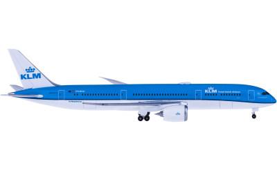 KLM 荷兰皇家航空 Boeing 787-9 PH-BHO