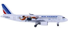 Air France 法国航空 Airbus A320 F-GFKU 世界杯彩绘