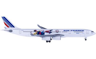 Air France 法国航空 Airbus A340-300 F-GLZK