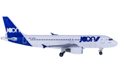 JOON 朱恩航空 Airbus A320 F-GKXN