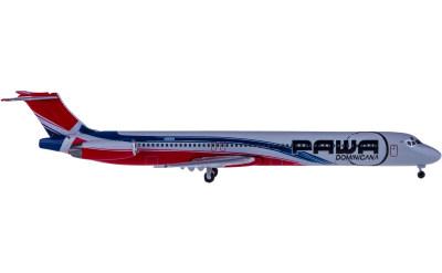 PAWA Dominicana McDonnell Douglas MD-83 HI989