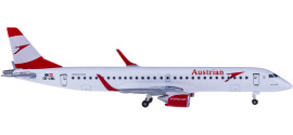 Austrian Airlines 奥地利航空 Embraer ERJ-195 OE-LWL