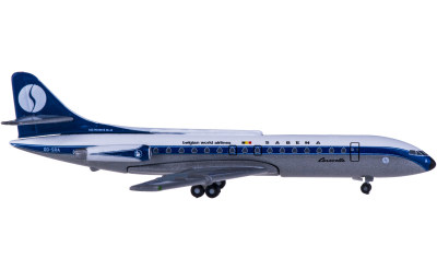 Sabena 比利时航空 Sud Aviation SE 210 Caravelle OO-SRA