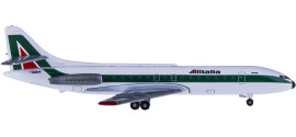 Alitalia 意大利航空 Sud Aviation SE 210 Caravelle I-DABM