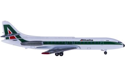 Alitalia 意大利航空 Sud Aviation SE 210 Caravelle I-DABM
