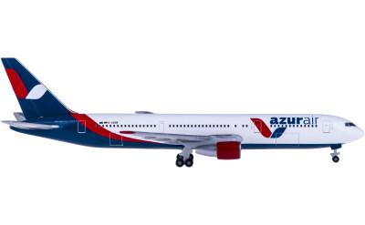 Azur Air Germany Boeing 767-300 D-AZUB