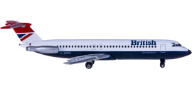 British Airways 英国航空 BAC 111-500 G-BGKE