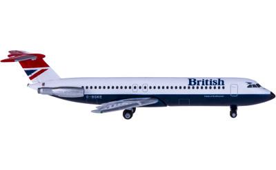 British Airways 英国航空 BAC 111-500 G-BGKE