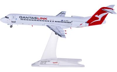Qantas 澳洲航空 Fokker 100 VH-NHP