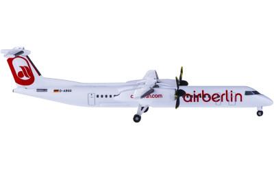 Air Berlin 柏林航空 Bombardier Dash 8 Q400 D-ABQQ