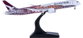 Qantas 澳洲航空 Boeing 787-9 VH-ZND 襟翼打开