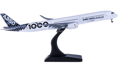 Airbus A350-1000 F-WLXV 襟翼打开