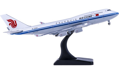 JC Wings 1:400 Air China 中国国际航空 Boeing 747-400 B-2447