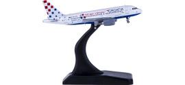 Croatia Airlines 克罗地亚航空 Airbus A319 9A-CTL Bravo Vatreni
