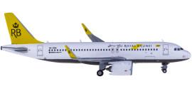 Royal Brunei 文莱皇家航空 Airbus A320neo V8-RBA