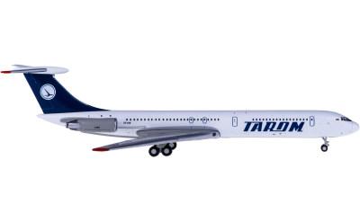 Tarom 罗马尼亚航空 Ilyushin IL-62M YR-IRE