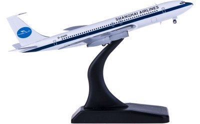 JC Wings 1:400 Shanghai Airlines 上海航空 Boeing 707-300 B-2425