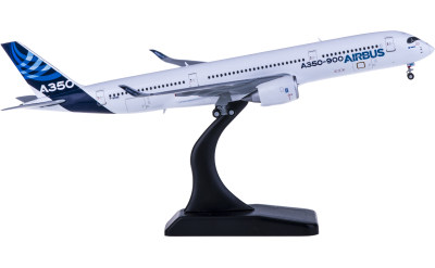 Airbus A350-900 F-WXWB 原厂涂装