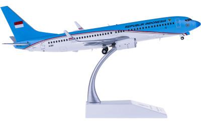 Indonesia Air Force 印尼空军 Boeing 737-800 A-001 政府专机