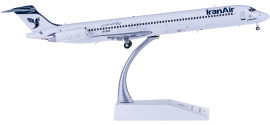 Iran Air 伊朗航空 McDonnell Douglas MD-83 UR-BXM