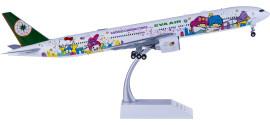 EVA Air 长荣航空 Boeing 777-300ER B-16722 星空机