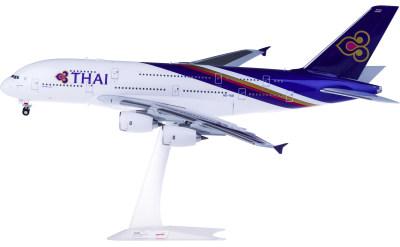 Herpa 1:200 Thai Airways 泰国国际航空 Airbus A380 HS-TUD