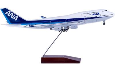 ANA 全日空 Boeing 747-400 JA8958