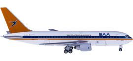 South African Airways 南非航空 Boeing 767-200 ZS-SRA