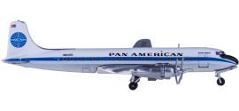 Pan Am 泛美航空 Douglas DC-6 N6526C