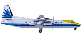 Canadian Airlines 加拿大国际航空 Fairchild FH-227 C-GNDI