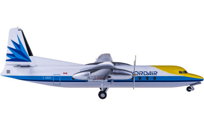 AeroClassics 1:200 Nordair 加拿大北方航空 Fairchild FH-227B C-GNDH