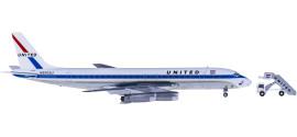United Airlines 美国联合航空 Douglas DC-8-12 N8002U
