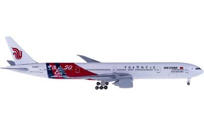 Herpa 1:500 Air China 中国国际航空 Boeing 777-300ER B-2047 中法建交