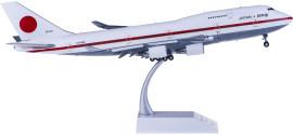 JASDF 日本航空自卫队 Boeing 747-400 20-1101 日本政府专机 襟翼打开