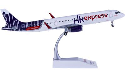HK Express 香港快运航空 Airbus A321 B-LEA