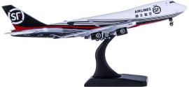 SF Airlines 顺丰航空 Boeing 747-400F B-2422 货机