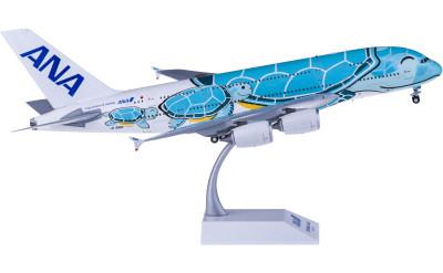 ANA 全日空 Airbus A380 JA382A Kai