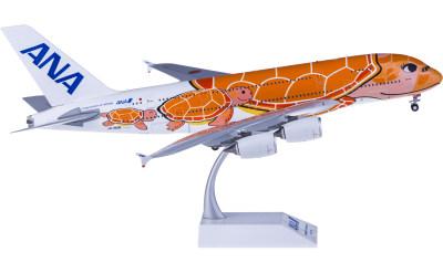 ANA 全日空 Airbus A380 JA383A Kala