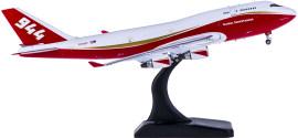 Evergreen 长青航空 Boeing 747-400 超级灭火机 N744ST