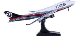 SF Airlines 顺丰航空 Boeing 747-400 B-2422