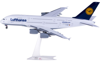 Herpa 1:200 Lufthansa 汉莎航空 Airbus A380-800 D-AIMF 苏黎士号