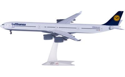 Herpa 1:200 Lufthansa 汉莎航空 Airbus A340-600  D-AIHN 古梅尔斯巴赫号