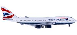 British Airways 英国航空 Boeing 747-400 G-BYGF