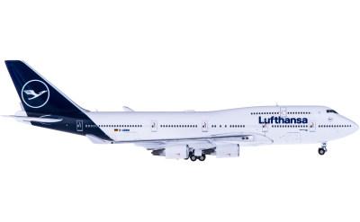 Geminijets 1:400 Lufthansa 汉莎航空 Boeing 747-400 D-ABVM