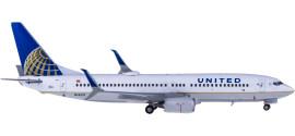 United Airlines 美国联合航空 Boeing 737-800 N14237